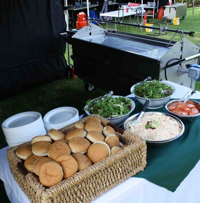 Hog Roast Caterer by Chef and Griddle